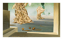 National Gallery of Australia [James Gleeson Retrospective]