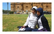 University of Sydney [Dept of English Widening Participation Project]